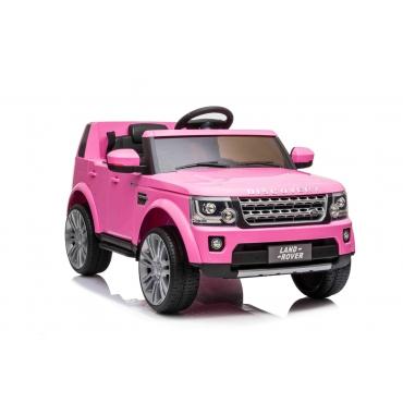 Beneo Land Rover Discovery Ružový