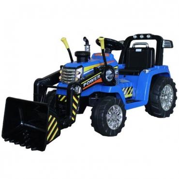 Beneo Elektrický traktor MASTER modrý