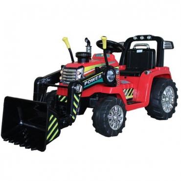Beneo Elektrický traktor MASTER červený