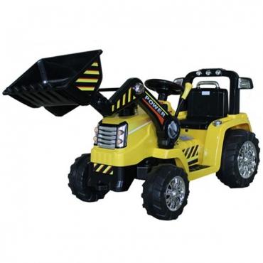 Beneo Elektrický traktor MASTER žltý