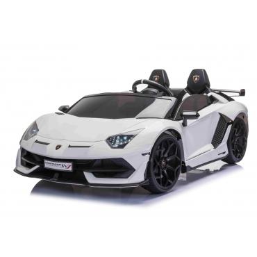 Beneo Lamborghini Aventador biela