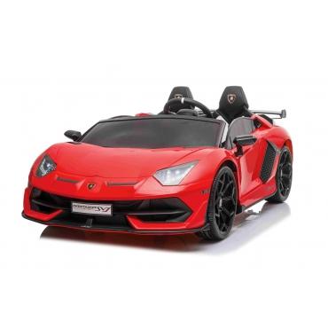 Beneo Lamborghini Aventador červená