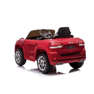 Beneo Jeep Cherokee červené
